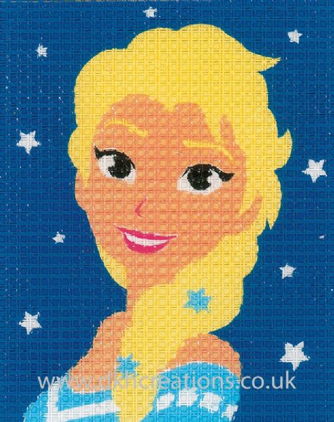 Disney Frozen Elsa Tapestry Kit
